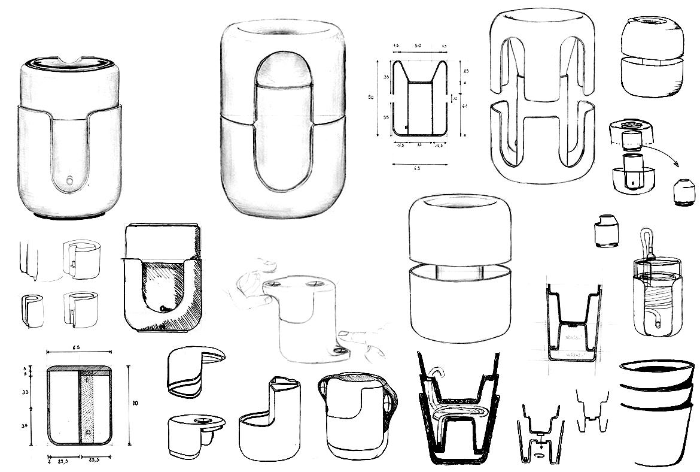Bébé Confort – Microwave Sterilizer – Design Produit -Dessins – FR