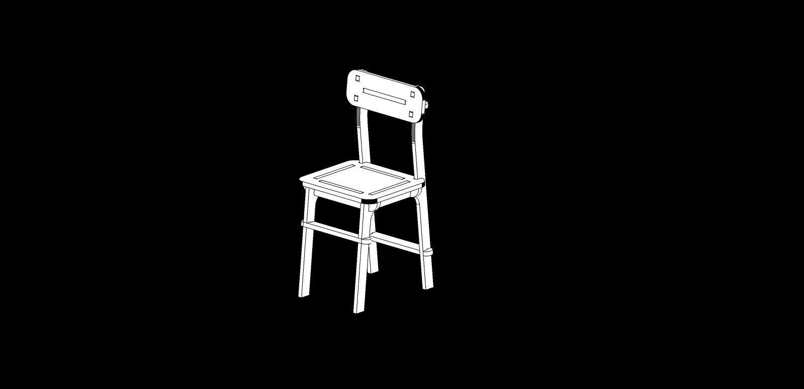 CNC Chair – Version 01 – 08-11-2016 – Vector_01
