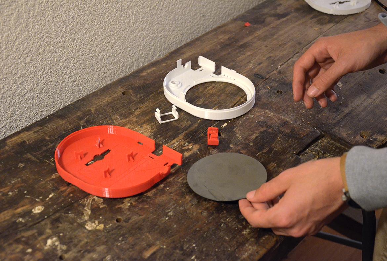 MoCo – Machine à Café réparable – Design Produit -Maquette Impression 3D – FR