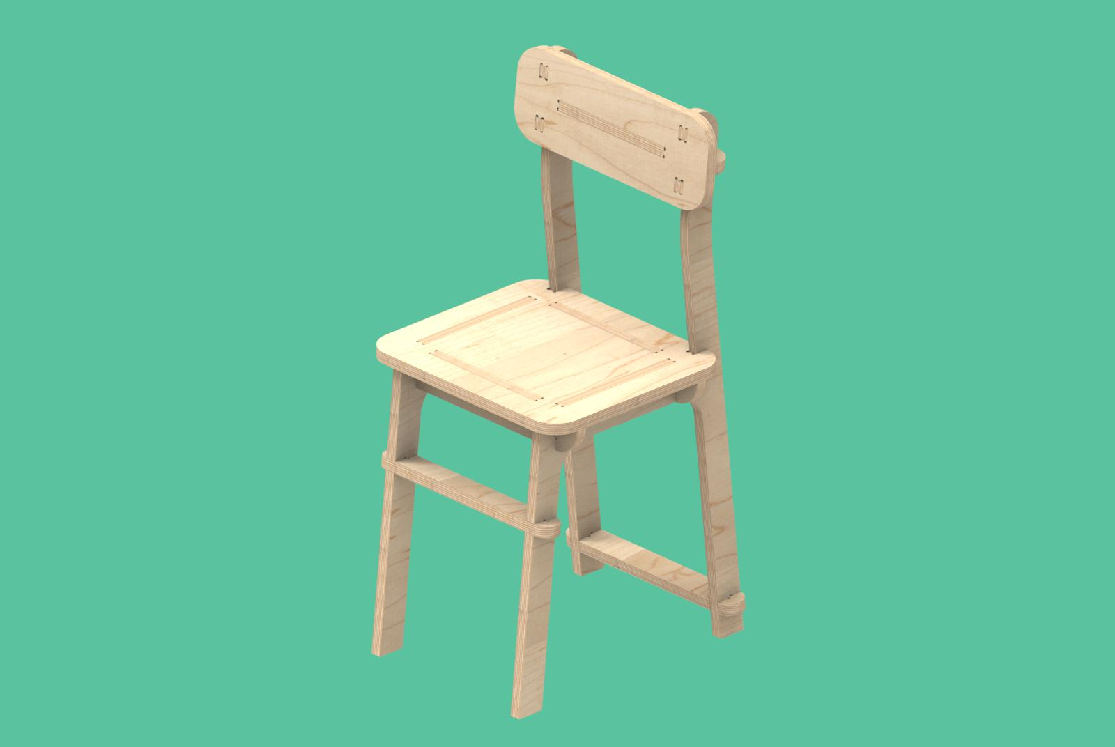 CNC Chair – Version 01 – 08-11-2016 – Ortho