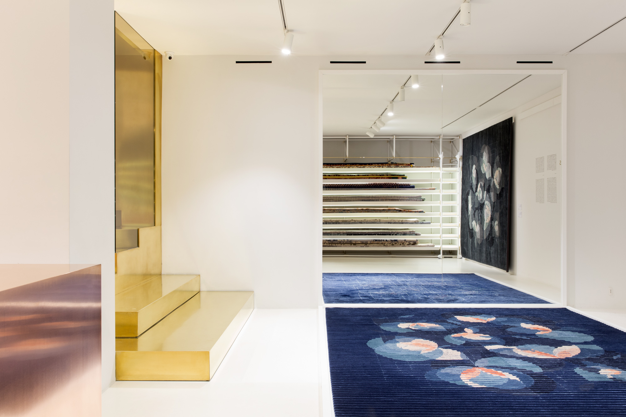 Showroom Golran - Saloni 2017