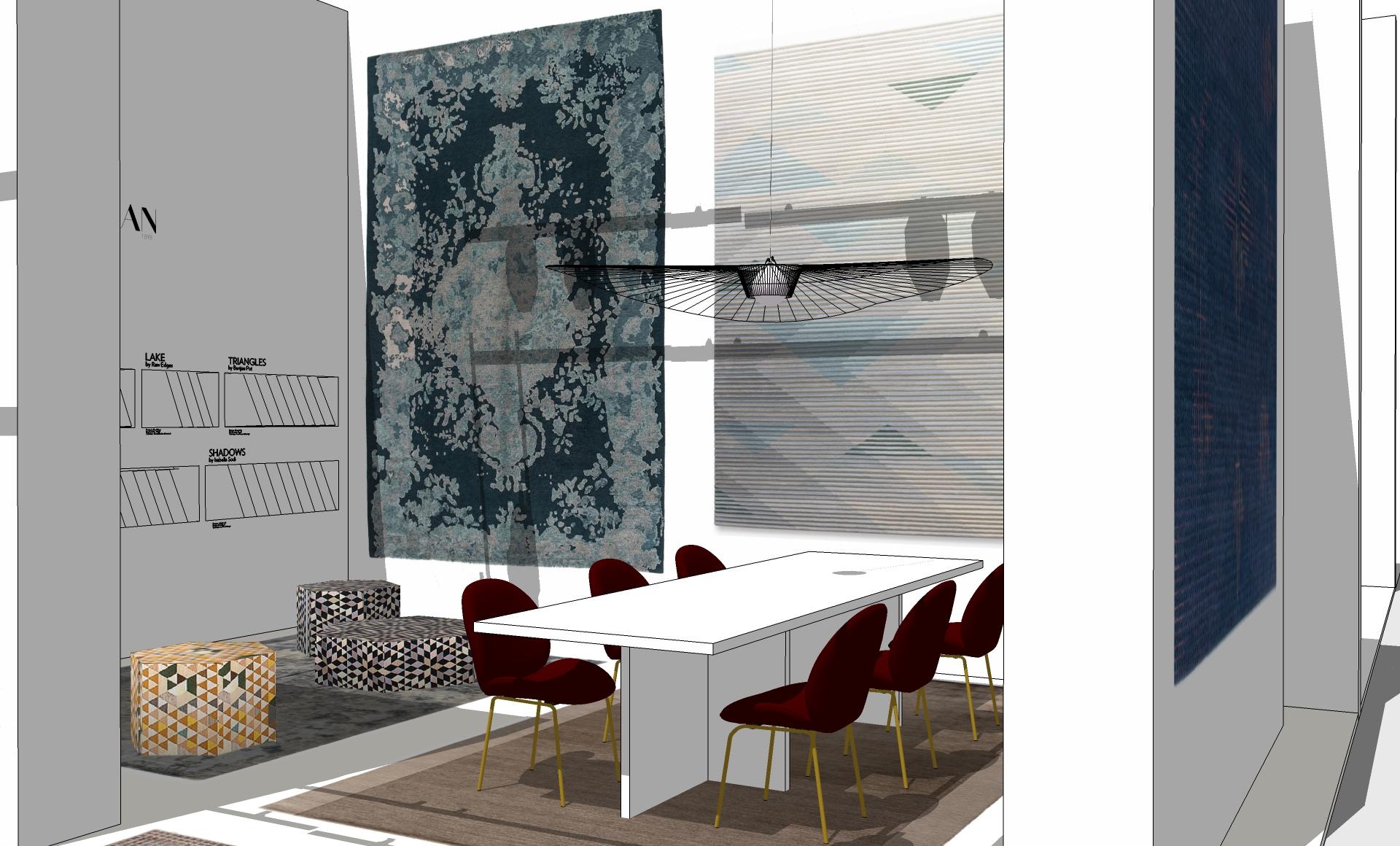 Golran Stand Maison et Objet 2017 – Scenography – Stand Design – 3D – 03