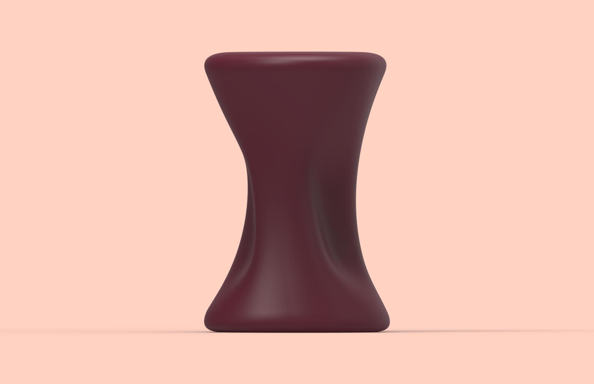 SKINEAL – Tabouret – Modélisation 3D Cote – FR
