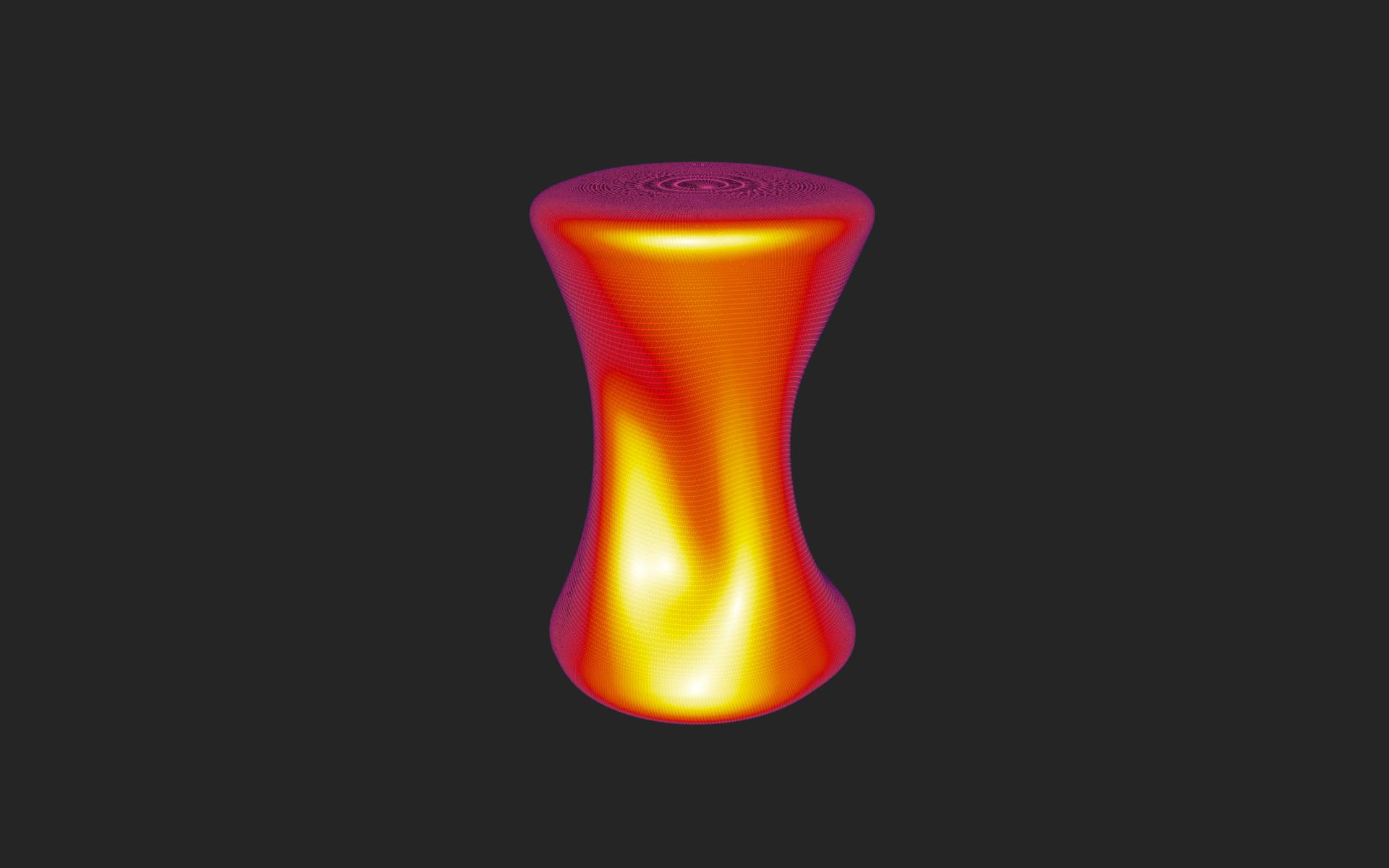 SKINEAL – Tabouret – Modélisation 3D Modelage – FR