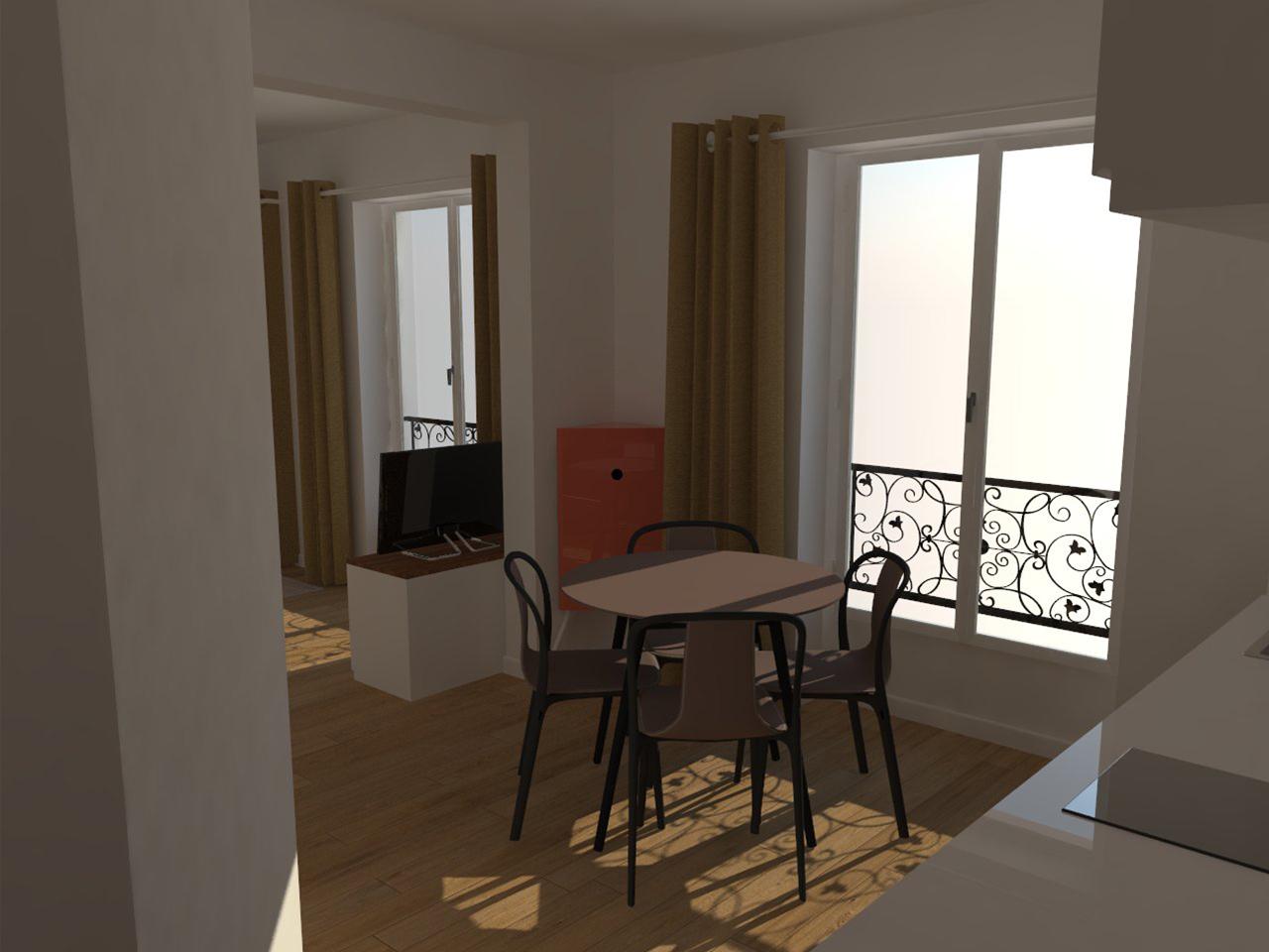 Simon Caradec – Appartement Rue du Commerce – 3D_01