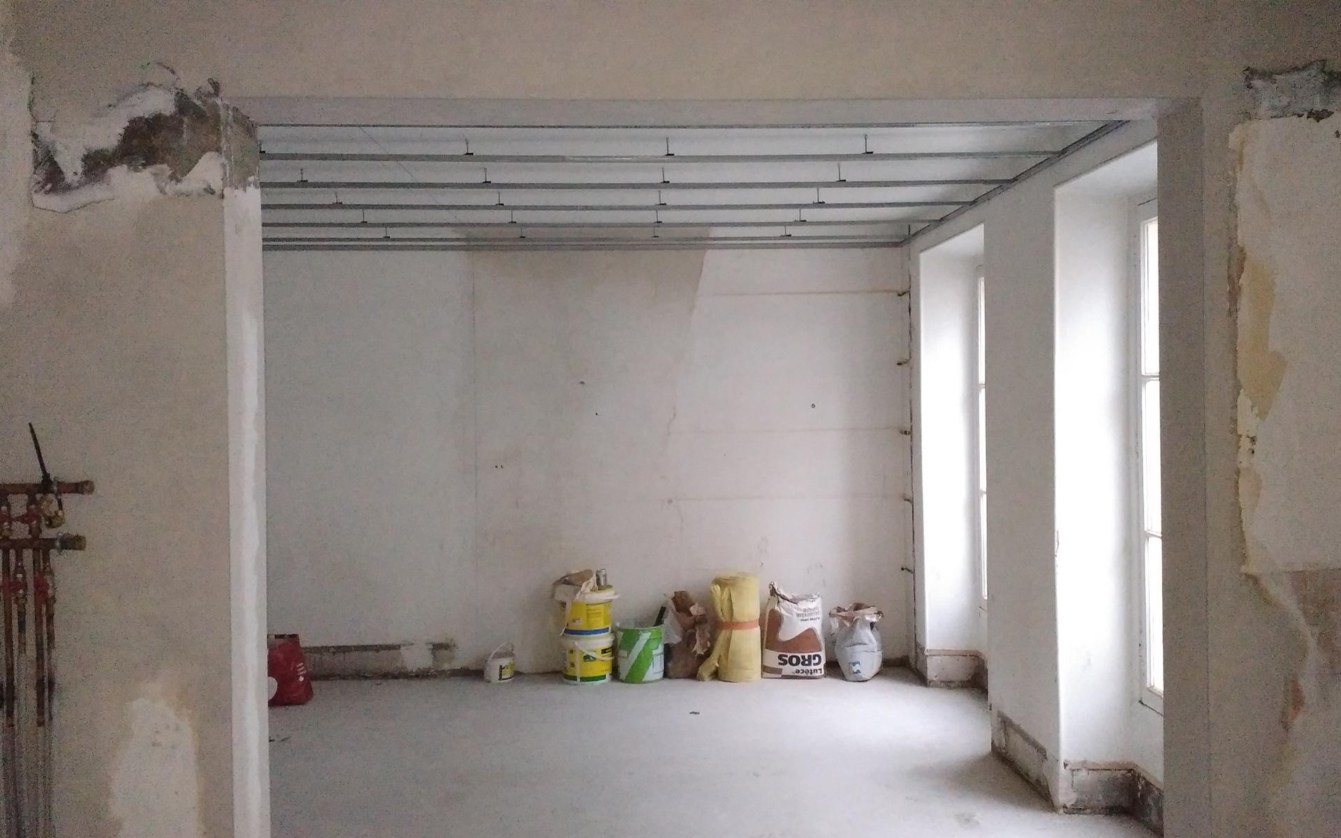 Simon Caradec – Appartement Rue du Commerce – Travaux_01