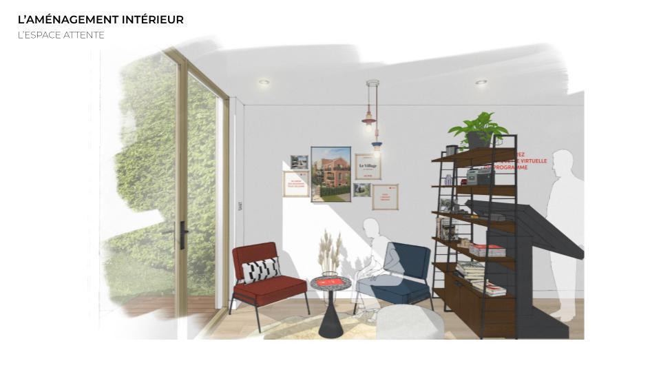 BECITY Le Village du Hautmont – Présentation Aménagement Intérieur – 10