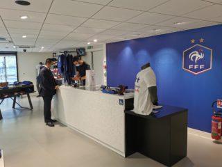 FFF  - Boutique du Boulevard de Grenelle